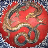 『登り龍(2)』の画像