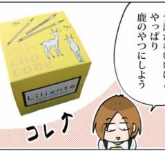 おしゃれな奈良土産♡リリオンテ「ショコネ」の回