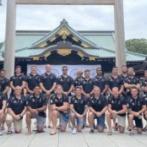 英国軍ラグビーチームが靖国神社を訪問して物議=韓国の反応