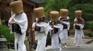 僧侶が虚無僧の被る天蓋の購入を本気で検討する