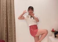 チーム8 藤園麗ちゃまの健康的な脚