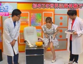 篠崎愛、韓国人のカキタレバレ以降野菜を股間に突っ込むヨゴレにまで落ちぶれる
