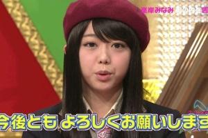 【AKB48】峯岸みなみ(20)「坊主頭にウィッグをつけテレビ出演 」