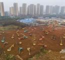 【画像】中国さん、新型肺炎治療に特化した新病院を10日間で建設するらしい