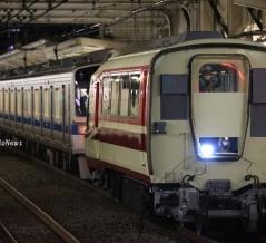 2020/9/27運転 小田急電鉄10000形電車デハ10001海老名輸送