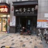 『武漢での飲食店の開店費用調査』の画像