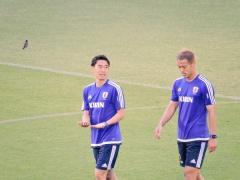 香川真司「チームを引っ張っていく」本田圭佑「(チームに)示していこうということもない」