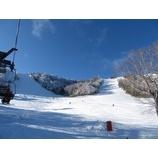 『志賀高原初滑り3期終了。毎晩人工降雪活動。』の画像