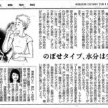 『のぼせタイプ、水分は少しずつ|産経新聞連載「薬膳のススメ」(47)』の画像