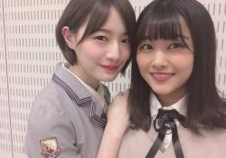 【衝撃】中田花奈、欅坂46メンバーのブログに登場ってマジ?!