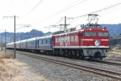 『2013/12/7運転 団体臨時列車「越後」』の画像
