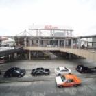 『新製品:LAOWA9mmF5.6試写~三鷹駅前ロータリー 2020/12/29』の画像
