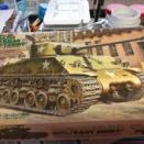 タミヤ 1/35 M4A3E8シャーマン イージーエイト(ヨーロッパ戦線)