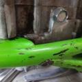 KDX125 ドレンボルト