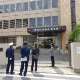 『戸田市商工会が「西蒲田警察署」に! 先日TBSドラマ「縁側刑事」の撮影が行われました』の画像