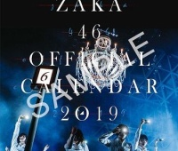 【欅坂46】欅坂46、けやき坂46の2019年度公式カレンダー発売が決定!