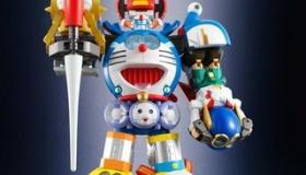 【ロボット】 藤子・F・不二雄80周年を記念し 「ドラえもん」「ドラミ」「パーマン」「コロ助」「チンプイ」「ゴンスケ」の超合金ロボットが登場。   海外の反応