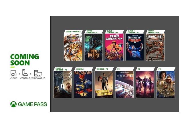 【朗報】Xbox Game Pass、10月後半のラインナップが公開