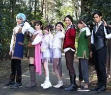 『田中れいなが『騎士竜戦隊リュウソウジャー』に出演決定!!!!!!!!!!!!!!』の画像