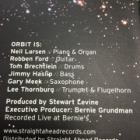 『Orbit /Neil Larsen (Feat. Robben Ford)』の画像