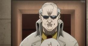 【ノー・ガンズ・ライフ】第17話 感想 危険な目を持つ謎の男【2期】