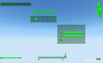 HUDをフレームワーク化するMODと専用ウィジェット 1.0D(XB1追加)