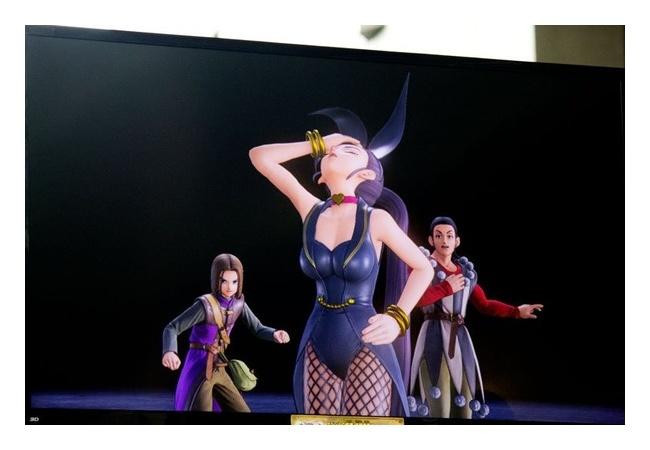 【ドラクエ11】PS4版だとマルティナがこうなる!