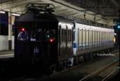 『2020/8/17運転 小田急電鉄1形電車モハ1-10海老名輸送』の画像