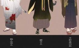 【刀剣乱舞】御物組のロングヘアは破壊力がすごい #刀剣男士長髪化