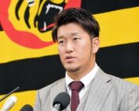 【阪神】岩貞が600万円減でサイン 今季はわずか2勝「来年は2桁勝利にこだわる」