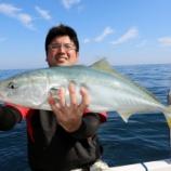 『10月 16日 釣果 ジギング 貸切釣行(^^♪ ヘッドライト・テールライト♬』の画像