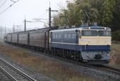 『2017/4/18運転 仙台地区旧型客車返却回送』の画像