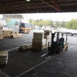 『丸亀市の三豊運送にイバタインテリアのグレースのダイニングセットの引き取り』の画像