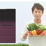 『冷蔵庫まで嵐か?!』の画像