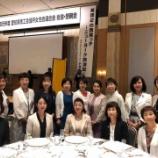 『愛知県商工会議所女性会連合会総会懇親会』の画像
