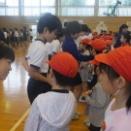 10月21日(月)児童集会 しりとり大会!②
