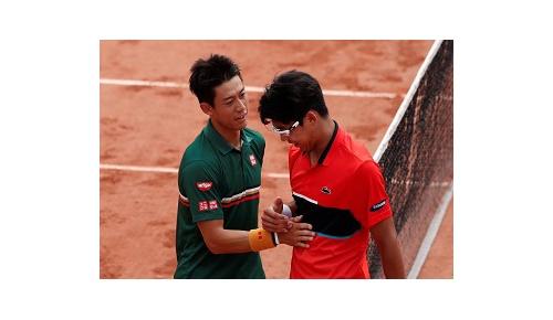 韓国「雨が無ければ錦織に勝てた」新鋭チョン・ヒョンの健闘にコメント殺到【テニス全仏オープン】