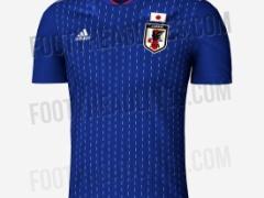 【 画像 】サッカー日本代表の新ユニフォームが切り取り線にしか見えないと話題にw