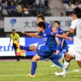 『徳島 FW渡大生 得点ランク首位に並ぶ2ゴール!! 2点ビハインドを追いつき町田とドロー』の画像