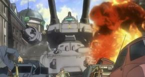 【機動戦士ガンダム THE ORIGIN】第2話 感想 初めてのMSはガンタンク