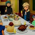 【画像】アニメーター「富豪の食卓?まぁこんな感じだろ……」