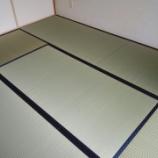『西淀川区出来島にある公団にお住まいのお客様宅の畳の新調入替え〜』の画像