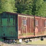 『放置貨車 秩父鉄道テキ100形テキ101』の画像