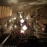 『ポーランド旅行記14 【世界遺産】壮大な地下ダンジョン、ヴィエリチカ岩塩坑(後編)』の画像