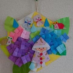折り紙にハマってます