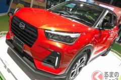 ダイハツ「ロッキー」復活!新型SUV世界初公開!1L直3ターボ 間もなく発売!