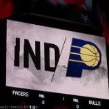 『シカゴ旅行記12 【NBA現地観戦】ペイサーズVSブルズ@ユナイテッド・センター(試合・前半編)』の画像