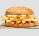 フライドポテトだけを挟んだ「フライドポテト・バーガー」に賛否両論 NZで新発売【バーガーキング】