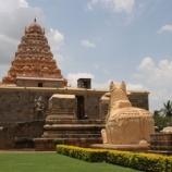 『行った気になる世界遺産 大チョーラ朝寺院群 ガンガイコンダチョーラプラム寺院』の画像