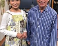【悲報】J公認タレントの小島瑠璃子ちゃん、志村けんに目をつけられる